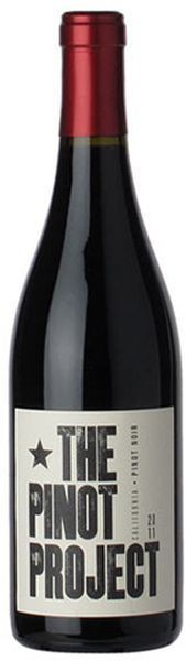 The Pinot Project - Pinot Noir California (750ml)