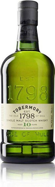 Tobermory - Single Malt Scotch 10 Year (750ml)