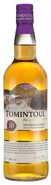 Tomintoul - Single Malt Scotch 10 year Speyside (750ml)