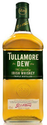 Tullamore Dew - Irish Whiskey (750ml)