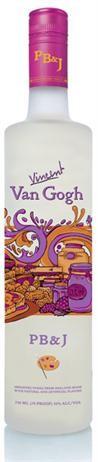 Van Gogh - Pb&j (750ml)