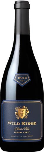 Wild Ridge - Pinot Noir (750ml)