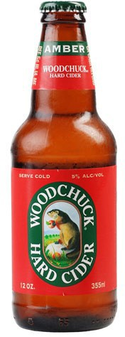 Woodchuck Hard Cider - Amber 12oz - 6 Bottles