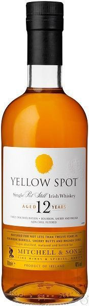 Yellow Spot - Irish Whiskey (750ml)
