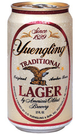 Yuengling Lager Amber 24 oz - 6 Cans
