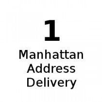 1 Manhattan Address Delivery