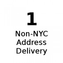 1 Non-NYC Address Delivery