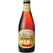 Anchor Brewing - IPA 12oz - 12 Bottles