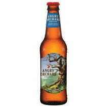 Angry Orchard Traditional Dry 12oz - 12 Bottles