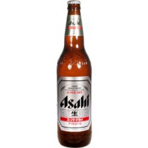 Asahi Super Dry Beer 12oz - 12 Bottles
