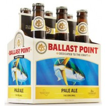 Ballast Point Pale Ale Original 12oz - 6 Pack