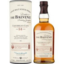 Balvenie - Caribbean Cask 14 Yr Old Single Malt Scotch (750ml)