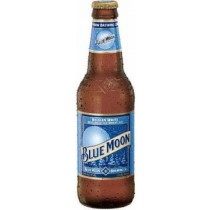 Blue Moon Belgian White 12 oz Bottle - 12 Pack