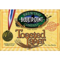 Blue Point Toasted Lager, 5.23 Gal - PONY Keg