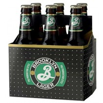 Brooklyn Lager Original 12oz - 6 Pack