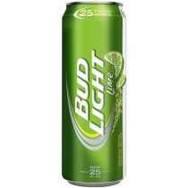 Bud Light Lime 12oz - 24 Pack