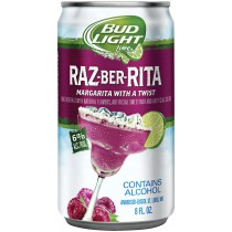 Bud Light Raz-Ber-Rita 24oz Can