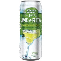 Bud Lite Lime-A-Rita 24oz - 4 Pack