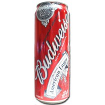 Budweiser 24oz - 12 Bottles