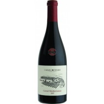 Carmel Winery - Mediterranean Red Blend Galilee (750ml)