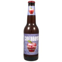 Cider Boys - First Press 12oz - 24 Pack