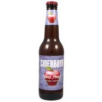 Cider Boys - First Press 12oz - 6 Pack