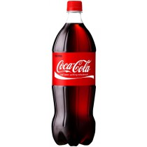 Coca-Cola 12 Bottles 2L