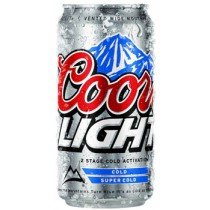 Coors Light 24oz - 6 Cans