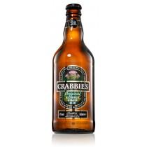 Crabbie's Original Alcoholic Ginger Beer 12oz - 4 Pack