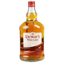 Dewars - White Label Blended Scotch Whisky (1.75L)