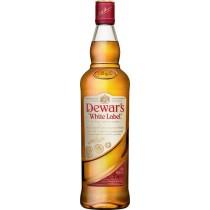 Dewars - White Label Blended Scotch Whisky (750ml)