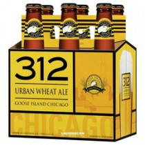 Goose Island 312 Urban Wheat Ale 12oz - 6 Pack