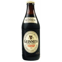 Guinness Extra Stout 12oz - 12 Bottles