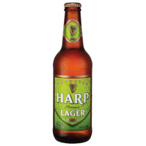 Harp Lager 12oz 24 Bottles