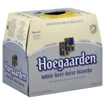Hoegaarden Wheat Beer 12oz - 12 Bottles