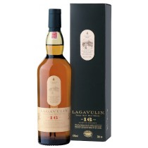 Lagavulin - Single Malt Scotch 16 yr Islay (750ml)