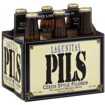Lagunitas - Czech Style Pilsner 12oz - 6 Pack