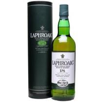 Laphroaig - Scotch Islay 18 Year (750ml)