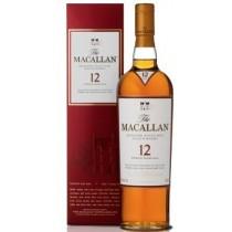 Macallan - 12 Year Highland Single Malt Scotch (750ml)