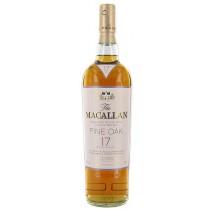 Macallan - Single Malt Scotch 17 Year Highland Fine Oak (750ml)