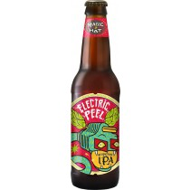 Magic Hat Electric Peel IPA - 12oz - 6 Bottles