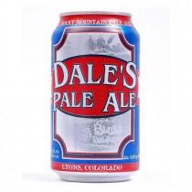Oskar Blues - Dale Pale Ale 12oz - 6 Cans