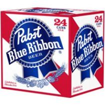 Pabst Blue Ribbon 12oz - 24 Pack