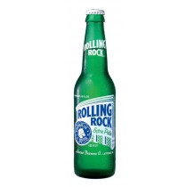 Rolling Rock Extra Pale 12oz - 6 Bottles