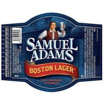 Samuel Adams Boston Lager, 15.5 Gal - HALF BARREL Keg