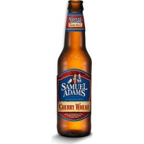 Samuel Adams Cherry Wheat 12oz - 6 Bottles