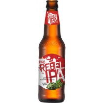 Samuel Adams Rebel IPA 12oz - 12 Bottles