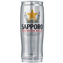 Sapporo - Premium Beer 22oz - 2 Pack
