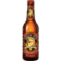Shock Top Belgian White - 12oz - 12 Bottles