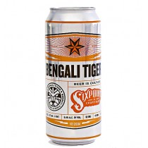 Six Point Begali Tiger IPA - 12oz - 24 Cans